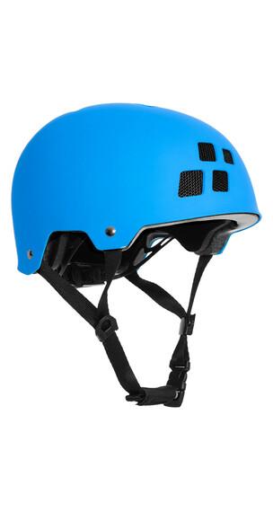 Cube Dirt Helm blue